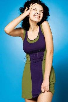 Летнее короткое повседневное платье VV Delis со скидкой