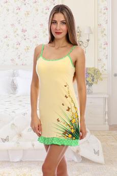 Новинка: хлопковая ночная сорочка Натали