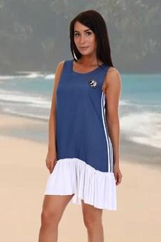 Новинка: летнее платье трапеция Натали